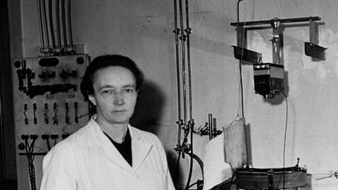 Preview image of Out from the Shadows: The Story of Irene Joliot-Curie and Frederic Joliot Curie