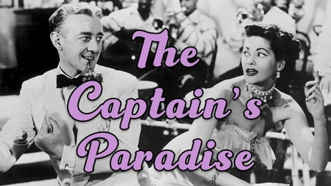 The Captain's Paradise cover image