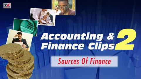 Accounting and Finance Clips