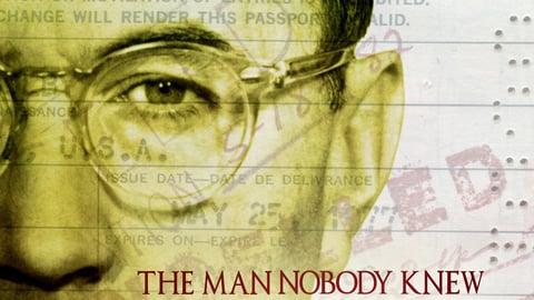 The Man Nobody Knew - CIA Spy William Colby