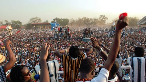 An African Election - Ghana's Democracy in Action
