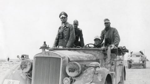 North Africa and the Battle of El-Alamein