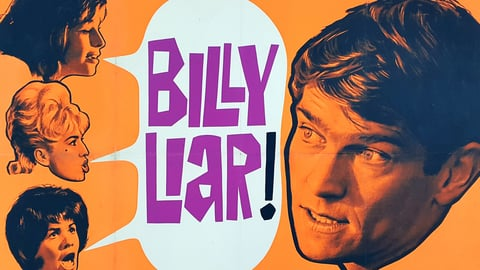 Billy Liar cover image