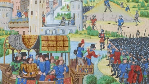 The Black Death's Political Outcomes