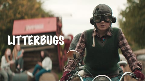 Litter Bugs cover image