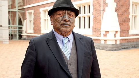 The Price of Peace - Tame Iti and the Urewera Four