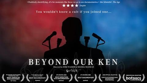 Beyond Our Ken - Inside the Notorious Kenja Cult