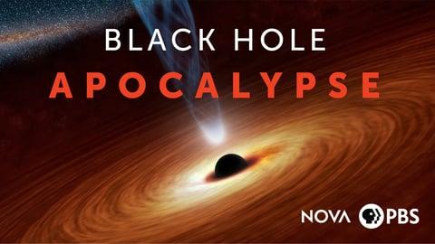 NOVA: Black Hole Apocalypse cover image