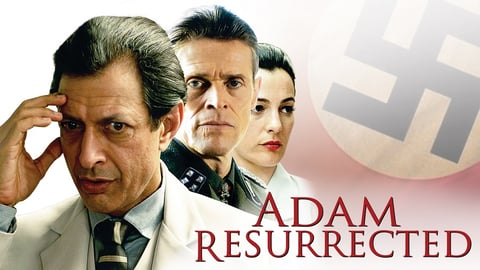 Adam resurrected cover image