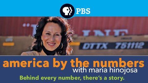 America by the Numbers cover image