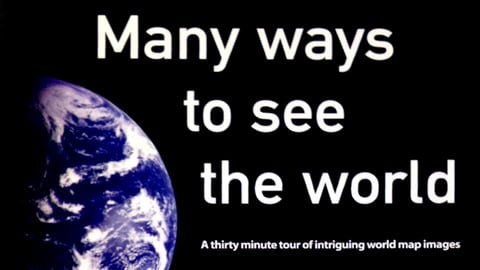 Preview image of Many ways to see the world