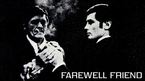 Farewell, Friend cover image