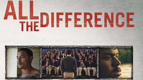 All the Difference cover image