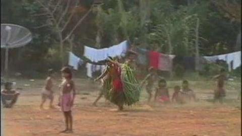 Indigenous Video Makers: Wapté Mnhõnõ, The Xavante's Initiation