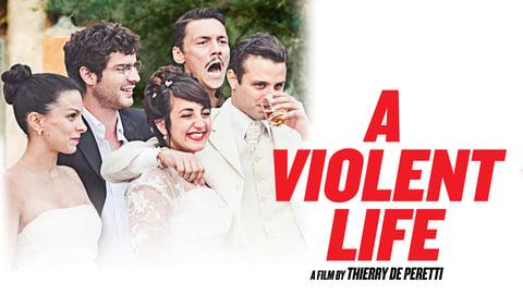 A Violent Life cover image