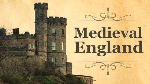 Story of Medieval England : from King Arthur to the Tudor conquest series cover image