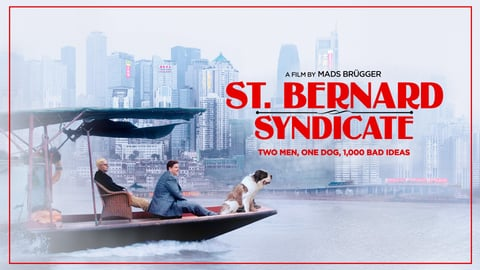 The Saint Bernard Syndicate cover image