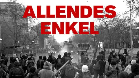 Allendes Enkel cover image