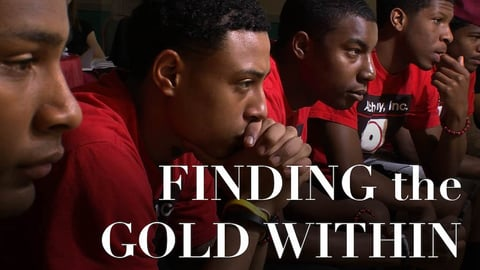 Finding the Gold Within - Black Men in College - Challenges and Success