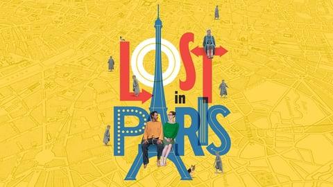 Lost In Paris cover image