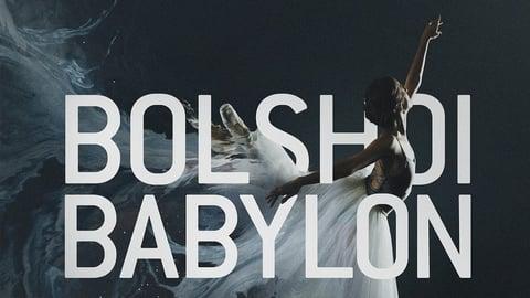 Bolshoi Babylon cover image