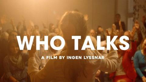 Who Talks