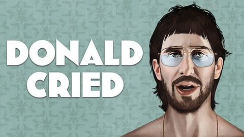 Donald Cried cover image