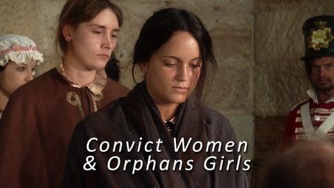 Convict Women & Orphan Girls