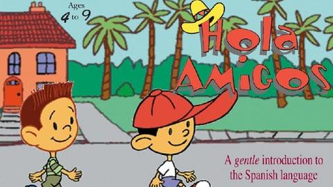 Hola Amigos Episode 1
