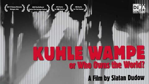 Preview image of Kuhle Wampe, or Who Owns the World? (Kuhle Wampe oder Wem gehort die Welt?)