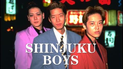 Shinjuku Boys - Tales of Transgender Men in Japan