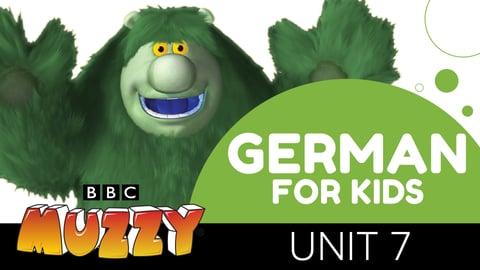 German for Kids - Unit 7