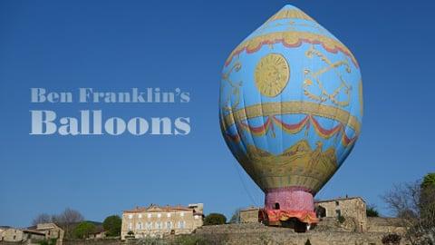 Nova Collection, Ben Franklin's Balloons