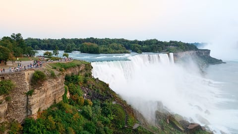 National Rivers: Gorges, Falls, and Meanders