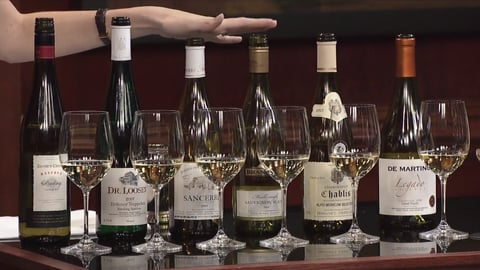 The Whites: Riesling To Chardonnay