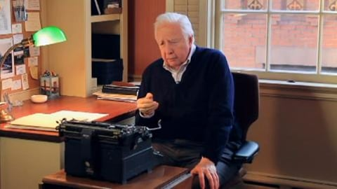 Preview image of The Typewriter (In the 21st Century)