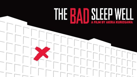 Preview image of The bad sleep well