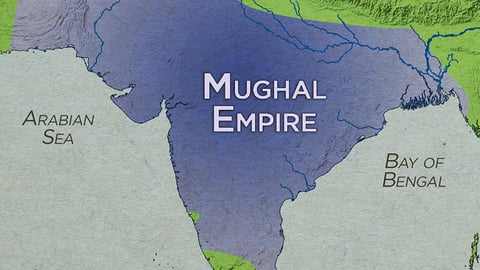 Preview image of The Mughal Empire in 18th-Century India