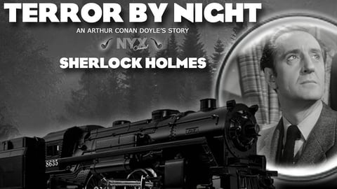 Sherlock Holmes - terror by night cover image