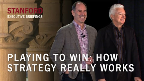 Playing To Win: How Strategy Really Works By A.G. Lafley & Roger L. Martin