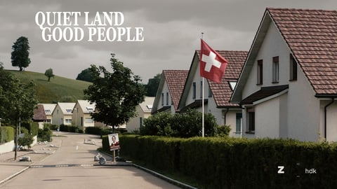 Quiet Land Good People cover image