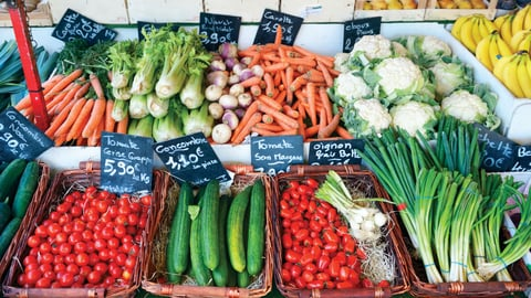 Avignon: From Popes to Produce Stands