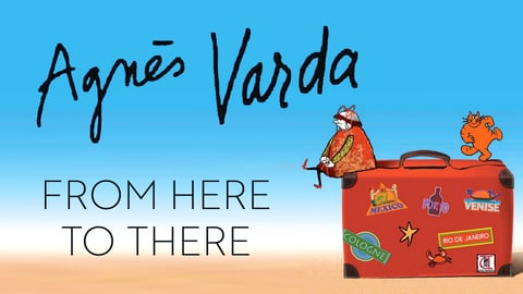 Agnes Varda: From Here to There cover image