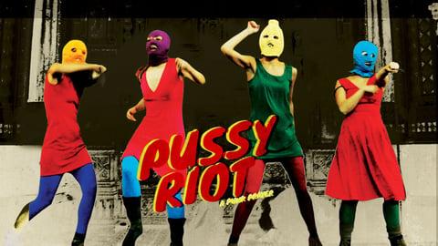 Pussy Riot- A Punk Prayer