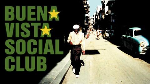 Buena Vista Social Club - Cuban Musician Legends