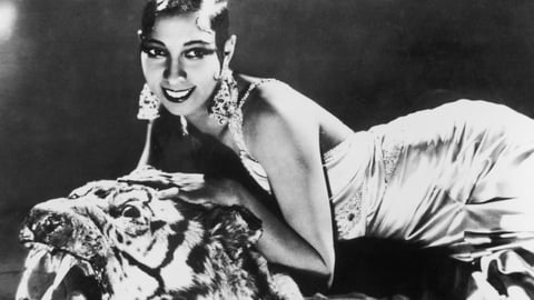 Josephine Baker: Black Diva In A White Man's World