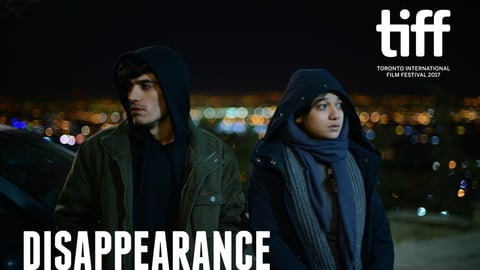Disappearance cover image