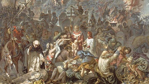 Preview image of Jewish Persecution during the Black Death