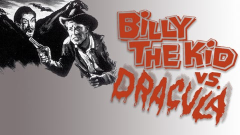Billy the Kid vs. Dracula cover image