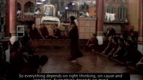 Tsundu: Becoming a Lama